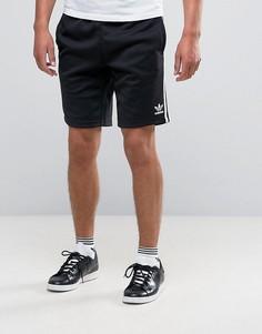 Черные шорты adidas Originals Superstar AJ6942 - Черный