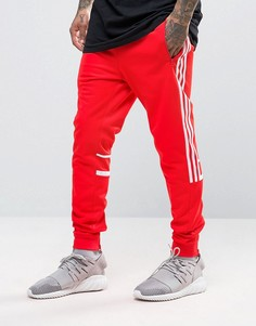 Красные джоггеры adidas Originals CRL84 BK5927 - Красный