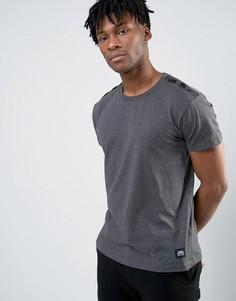 Классическая футболка с полосками Cheap Monday - Серый