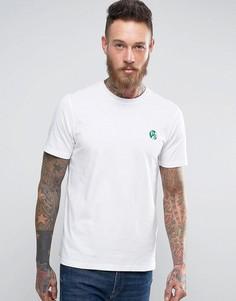 Белая узкая футболка с логотипом PS by Paul Smith PS - Белый