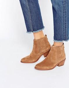 Ботинки на низком каблуке Dune Quiz - Рыжий