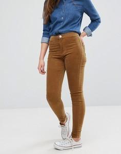 Зауженные джинсы Glamorous - Коричневый