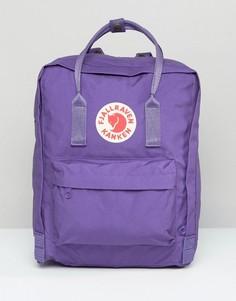 Фиолетовый рюкзак Fjallraven Kanken - Фиолетовый