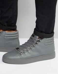 Высокие кроссовки Glorious Gangsta Paris - Серый