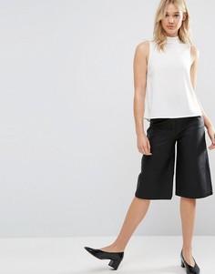 Юбка-брюки Neon Rose - Черный