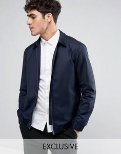 Куртка-пилот Noak - Темно-синий