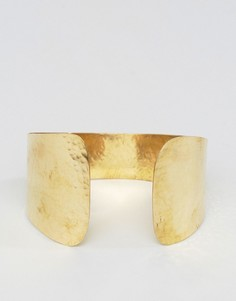 Браслет-манжета Made Shipangalia - Золотой