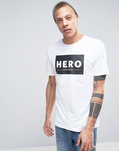Футболка Heros Heroine - Белый