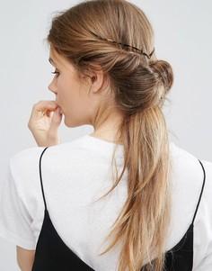 Украшение для волос ограниченной серии черепаховой расцветки - Коричневый Asos