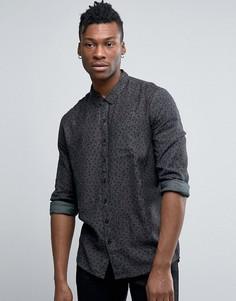 Рубашка Rollas Wild Animal - Серый