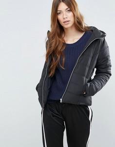 Стеганая куртка Blend She Anna - Черный