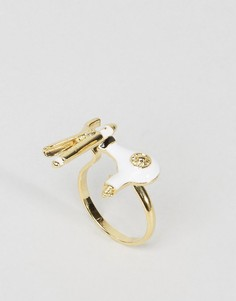 Незамкнутое кольцо ограниченной серии со стайлинговыми инструментами - Мульти Asos