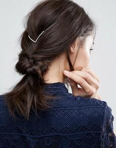 Украшение для волос ограниченной серии со стразами - Золотой Asos
