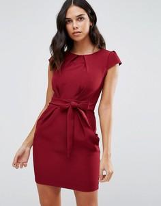 Платье-футляр QED London - Красный