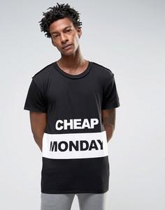 Футболка Cheap Monday - Черный