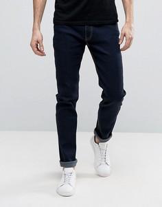 Зауженные джинсы цвета индиго D-Struct - Темно-синий