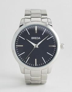 Часы Breda - Серебряный