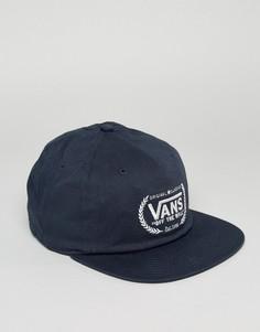 Синяя кепка Vans Maywick VA2WONLKZ - Синий