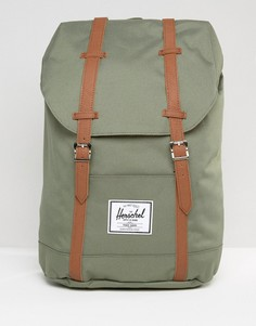 Рюкзак объемом 19,5 л Herschel Supply Co - Зеленый