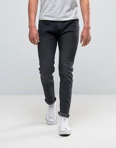 Темно-серые джинсы скинни D-Struct - Серый