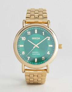 Часы Breda Blossom - Золотой