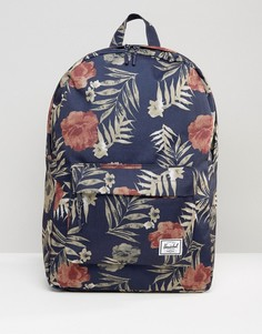 Рюкзак с принтом Herschel Supply Co Classic - 22 л - Синий