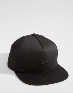 Черная бейсболка Vans Park VA2WOQBLK - Черный