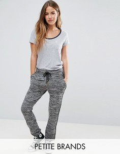 Трикотажные штаны Vero Moda Petite - Серый