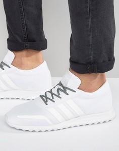 Белые кроссовки adidas Originals Los Angeles BB1117 - Белый