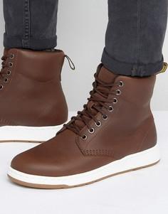 Ботинки на шнуровке Dr Martens Lite Rigal - Рыжий