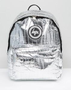 Серебристый рюкзак Hype Space Thermal - Серебряный