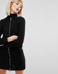 Комбинируемый пиджак с блестками Sonia By Sonia Rykiel - Черный