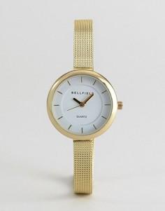 Часы с узким ремешком Bellfield - Золотой