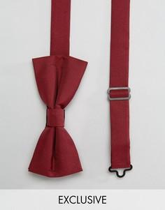 Галстук-бабочка Noose & Monkey - Красный