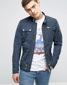 Куртка Diesel J-RIDE - Темно-синий