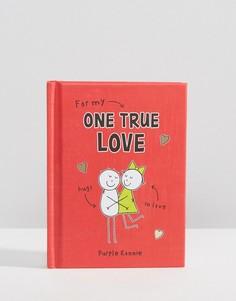 Книга For My One True Love - Мульти Books