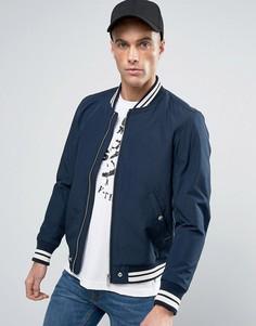 Куртка-пилот Diesel J-RADICAL - Темно-синий