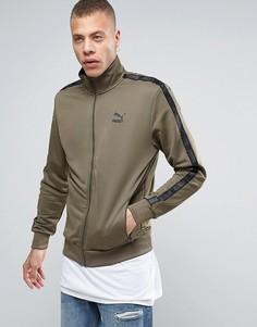 Зеленая спортивная куртка Puma Urban - Зеленый