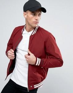 Куртка-пилот Diesel J-RADICAL - Красный