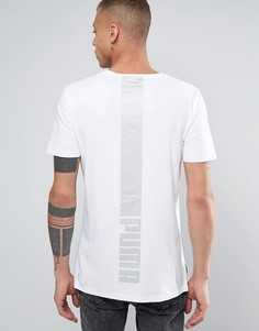 Белая футболка Puma Evo Core - Белый