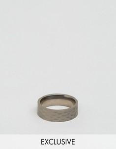 Серебристое кольцо Seven London эксклюзивно для ASOS - Серебряный