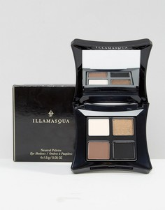 Тени для век Illamasqua Neutral - Мульти