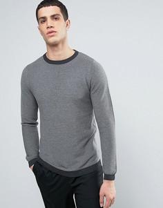 Легкий фактурный джемпер из хлопка Tokyo Laundry - Серый