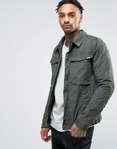 Куртка узкого кроя G-Star Vodan PM 3D - Зеленый