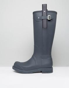 Hunter Original Pulltab Wellington Boots - Серый