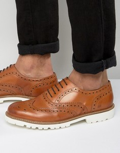 Броги London Brogues Jamie - Рыжий