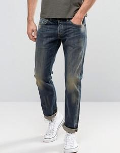 Свободные джинсы Edwin ED-55 - Синий