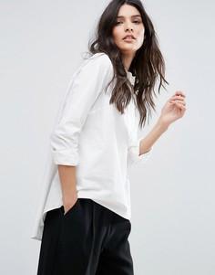 Классическая рубашка Vila - Белый