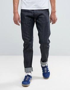 Свободные джинсы Edwin ED-A1 Red Listed - Синий