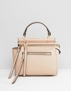 Маленькая сумка на плечо Dune Dinidamille - Розовый